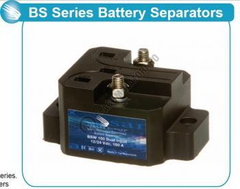 Separator automat de incarcare baterii 12/24V SAMLEX cod BSW 160 DUAL0