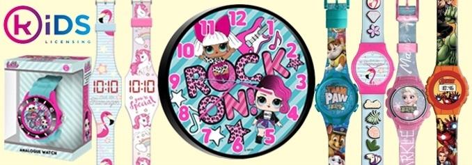 Ceasuri Disney pentru copii