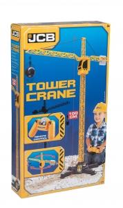 Macara cu telecomanda Radiocontrol JCB Tower Crane 100 cm