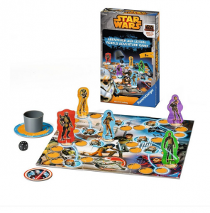 Joc de inteligenta Ravensburger Star Wars rebels - Disney
