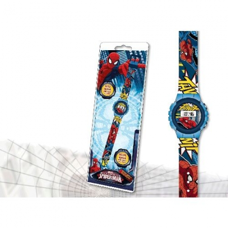 Ceas de mana digital Spiderman Disney