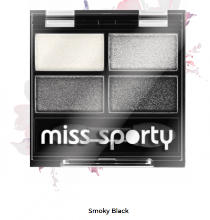 Fard de ochi Studio Color Quattro Eyeshadow Miss Sporty 404