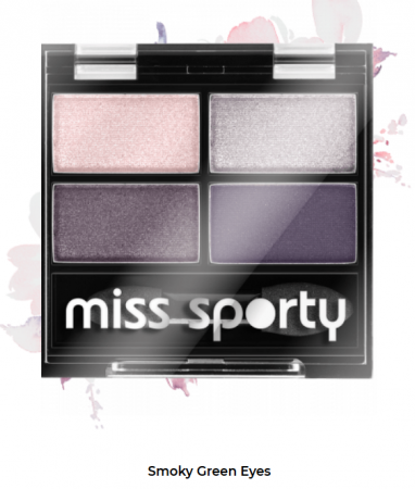 Fard de ochi Studio Color Quattro Eyeshadow Miss Sporty 402