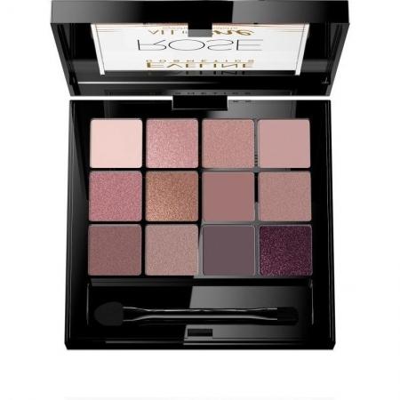 Fard de pleoape Eveline Cosmetics All in One - Rose