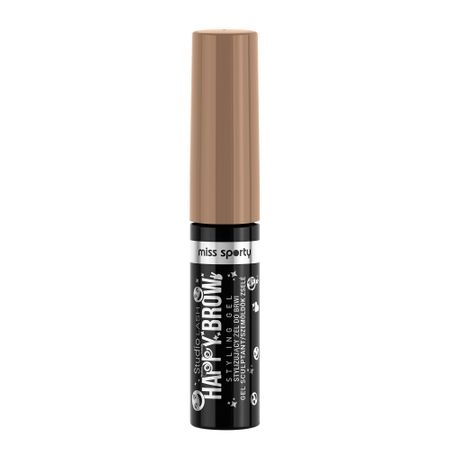 Gel pentru Sprancene MISS SPORTY Studio Lash Happy Brow, 001 Blonde, 5ml