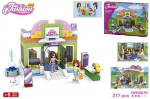 Joc de inteligenta - Lego pentru fete FASHION  Girls CB42831