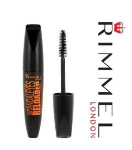 Mascara Rimmel London ScandalEyes Reloaded 003 Extreme Black