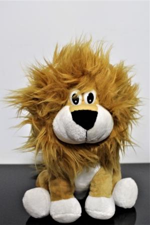 Mascota LION, leu din plus 25 cm