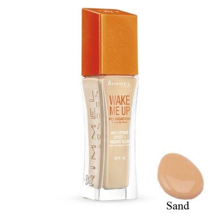 Fond de ten Rimmel Wake Me Up 300 Sand SPF 20, 30 ml