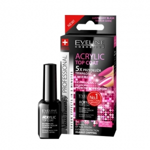 Tratament unghii Eveline Acrylic Top Coat 12ml
