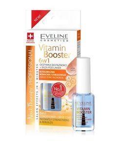 Tratament Profesional Unghii - Vitamin Booster 6in1 Eveline Cosmetics