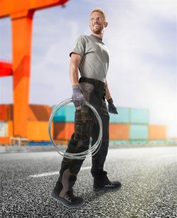Pantaloni VISION3
