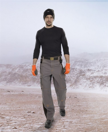 Pantaloni vatuiti de iarna VISION3