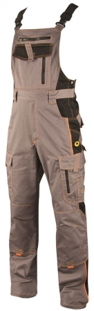 Pantaloni cu pieptar vatuiti de iarna VISION0