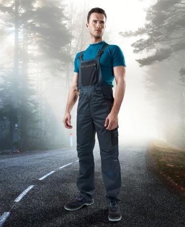 Pantaloni pieptar 4TECH3