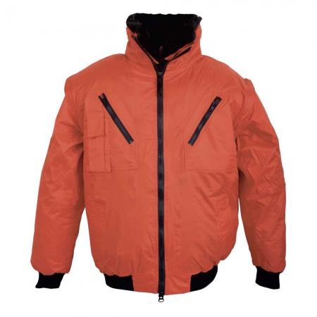 EXFORD | Jacheta de iarna cu maneci, guler si interior detasabil0