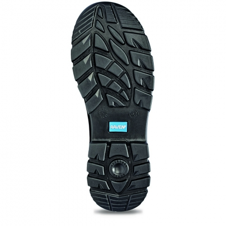 RAVEN XT  S1P | pantofi de protectie cu bombeu metalic si lamela3