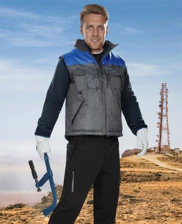 Vesta vatuita MAX - captuseala fleece1