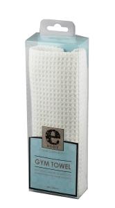 Prosop Premium E-Cloth din Microfibra pentru Sala de Fitness, 80 x 24 cm2