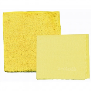 Set Doua Lavete Premium E-Cloth din Microfibra pentru Baie, Oglinda, Chiuveta, Cada, 32 x 32 cm