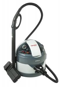 Aparat de Curatat cu Abur Polti Vaporetto Eco Pro 3.0, 2000 W, Emisie Abur 110 g/min, Presiune Abur 4.5 BAR, Gri