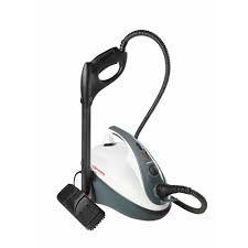Aparat de Curatat cu Abur Polti Vaporetto Smart 30 S, Emisie Abur 85 g/min, Presiune Abur 3 BAR, 1800 W, Alb/Gri