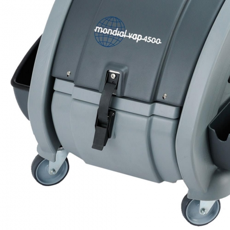Aspirator Profesional cu Abur Polti Mondial Vap 4500,  Functie Injectie/Extractie, Spalare cu Detergent