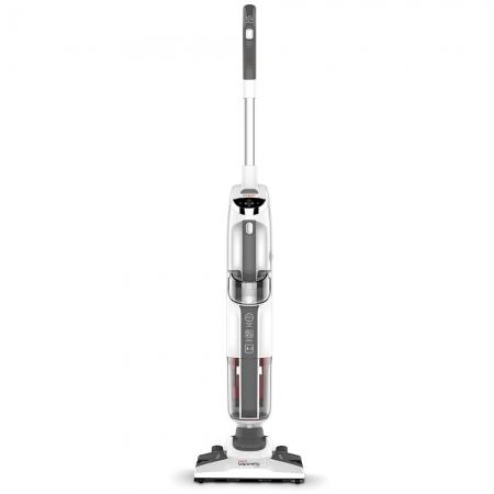 Aspirator Vertical cu Abur, Multifunctional, Polti Vaporetto 3 Clean, 1700 W, 0.5 l, Cyclonic, Alb/Gri1