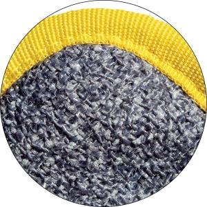Burete Premium E-Cloth din Mcirofibra cu Doua Fete Pentru Bucatarie si Baie, Fara Zgarieturi, 15 x 8 cm4