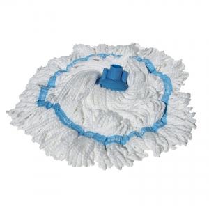 Rezerva Mop Clasic Premium E-Cloth cu Maner Telescopic pentru Curatat Parchet, Gresie, Lemn, Piatra