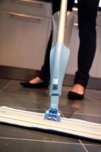 Mop cu Apa Premium E-Cloth pentru Curatarea in Profunzime, Parchet, Piatra, Lemn