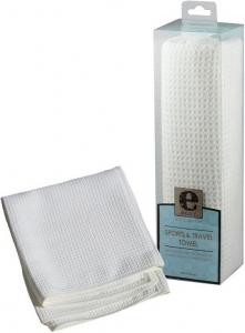Prosop Premium E-Cloth din Microfibra pentru Sport si Calatorie, 100 x 50 cm