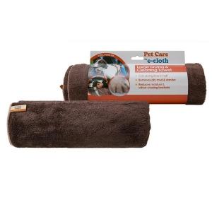 Prosop Premium E-Cloth din Microfibra pentru Curatare si Uscare Caini si Pisici10
