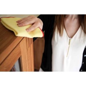 Set Doua Lavete Premium E-Cloth din Microfibra pentru Stergerea Prafului, 32 x 32 cm