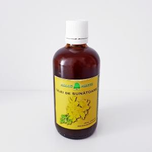 Ulei vegetal de sunatoare 100 ml Hypericum perforatum