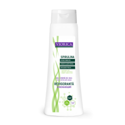 Gel-crema de dus revigorant Spirulina 500 ml