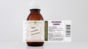 Ulei esential de lavanda 100% natural 100ml Ecoland Production