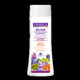 Balsam pentru par vopsit cu ulei de orez 250 ml