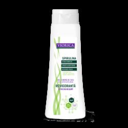 Gel-crema de dus revigorant Spirulina 250 ml