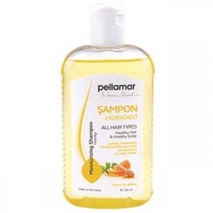 Sampon hidratant cu miere de albine 330 ml