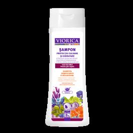 Balsam Protecție culoare și hidratare 500 ml VIORICA