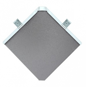 ECO-P line - solzi metalici patrati, 11 buc/mp
