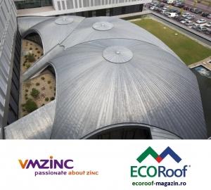 Titan zinc natural VMzinc 0.65mm