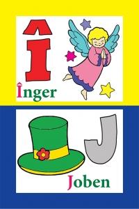 Alfabetul - super pitici