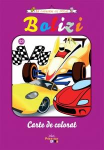 Bolizi - carte de colorat0