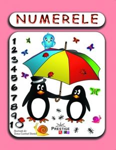 Numerele - cartonat