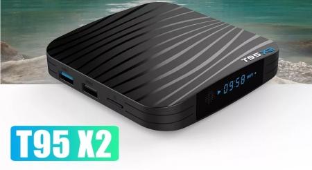 Raldio T95X2 Mediaplayer Smart TV Box  2 GB si 16 GB RAM miniPC Android 8.1  8000 posturi TV LIVE din intreaga lume5