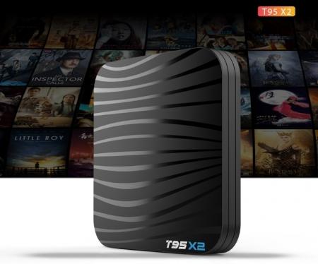 Raldio T95X2 Mediaplayer Smart TV Box  2 GB si 16 GB RAM miniPC Android 8.1  8000 posturi TV LIVE din intreaga lume6