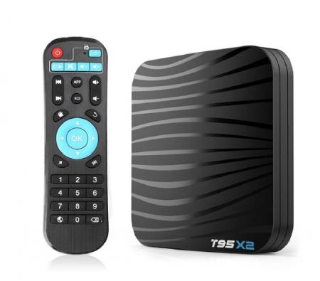 Raldio T95X2 Mediaplayer Smart TV Box  2 GB si 16 GB RAM miniPC Android 8.1  8000 posturi TV LIVE din intreaga lume3