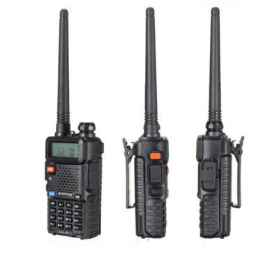 Statie Radio Walkie Talkie Baofeng UV-5R Dual Band Transceiver1